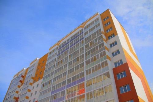 Четыре новостройки заселили в Кемерово